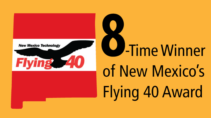 Flying 40 Award