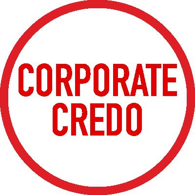 Corporate Credo